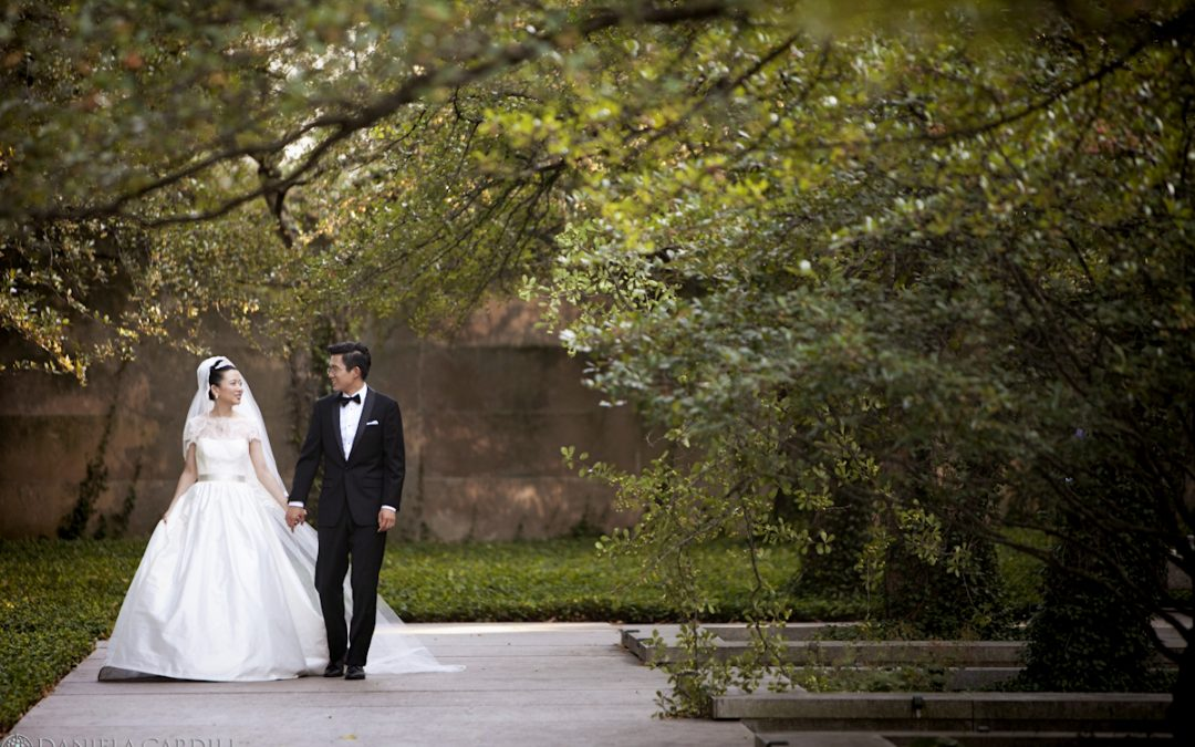 Mo and Yue – Winnetka Wedding