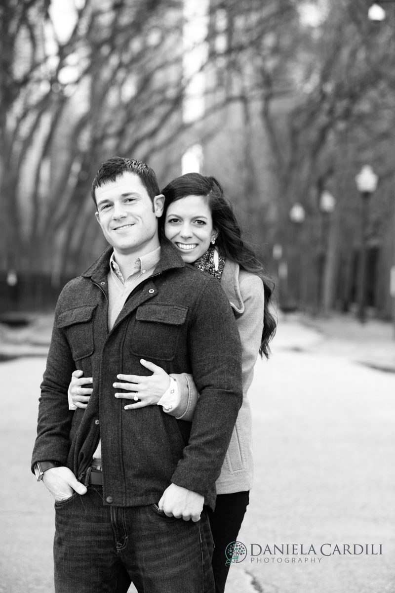 Olive Park Engagement Session, Chicago,