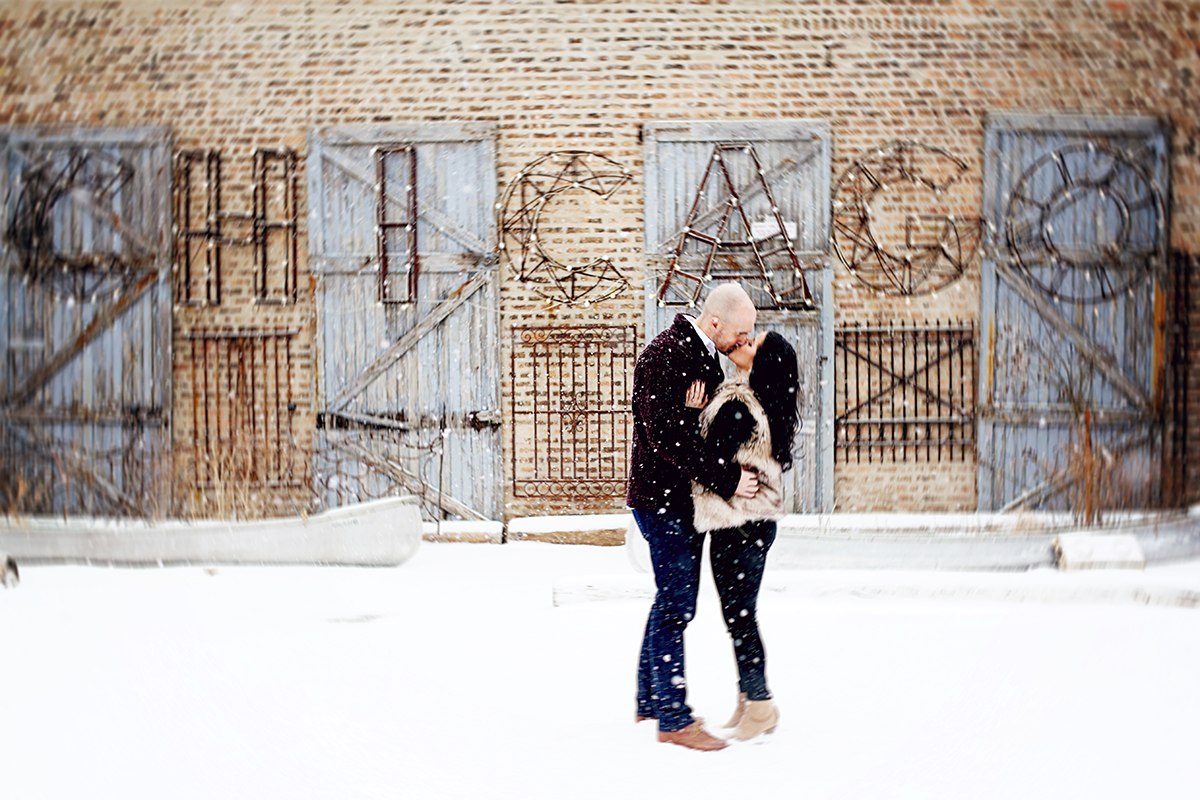 Salvage One Engagement Session